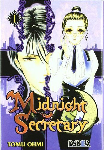 Midnight Secretary 1 (Spanish Edition) by Editorial Ivrea