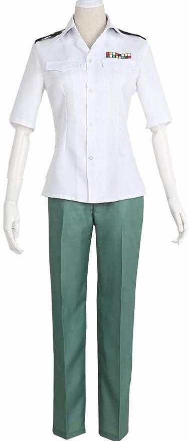 Cells At Work Platelet Outfit Costume Cosplay Hataraku Saibou T-shirt Pants Hat