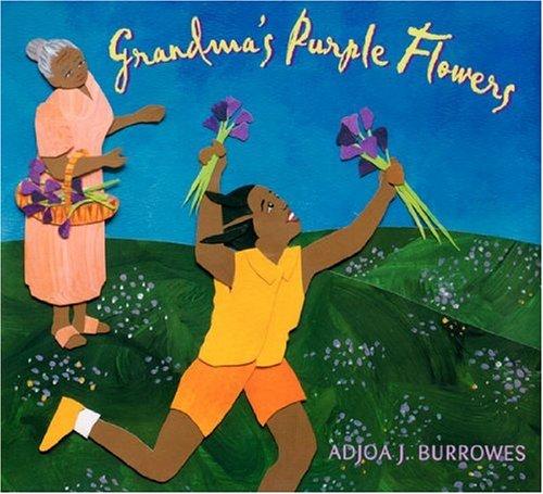 Grandma's Purple Flowers PDF