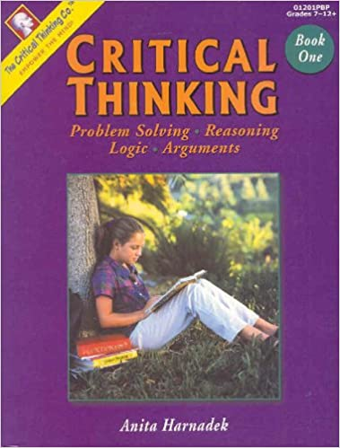 Amazon.com: Critical Thinking Book One (Grades 7-12 ...