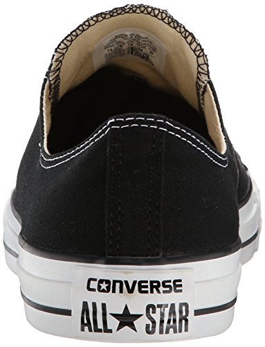 Converse Chuck Taylor All Star Season Ox, Zapatillas Unisex adulto negro