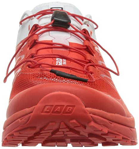 Racing Salomon Rojo White de Unisex Zapatillas Red Senderismo L37945600 Red Adulto Racing rqxrFvY