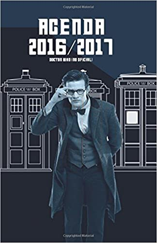 Agenda 2016 2017 Doctor Who (no oficial) (Spanish Edition ...
