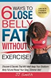 Books : 6 Ways to Lose Belly Fat Without Exercise!