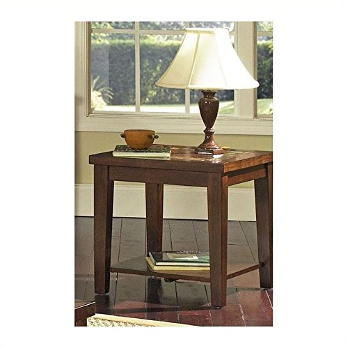 "Steve Silver Company Davenport End Table, 24"" x 24"" x 24"" from Steve Silver"