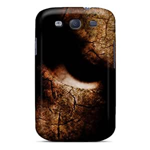 Tpu Case Cover Compatible For Galaxy S3/ Hot Case/ Fade To Black Hd