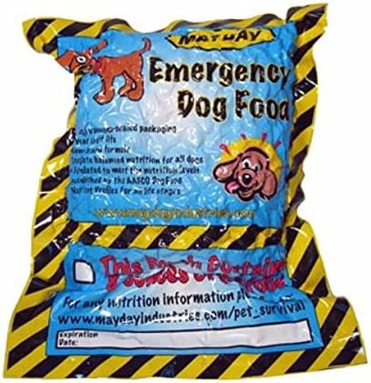 Mayday Industries Emergency Survival Food For Dog