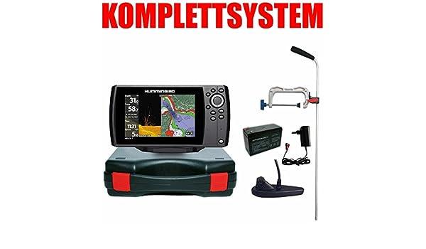 Humminbird Echolot GPS portátil Profesional – Helix 7 Chirp GPS Di ...