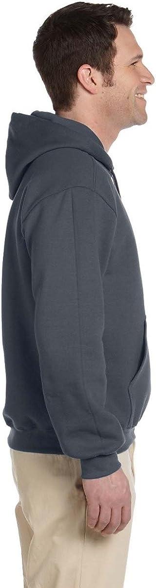 Premium Cotton Ringspun Hooded Sweatshirt Gildan G925 Unisex Adult 8.5 oz
