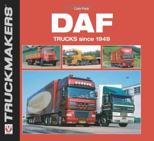 DAF Trucks Since 1949 (Truckmakers) by Colin Peck (31-Mar-2010) for sale  Delivered anywhere in USA