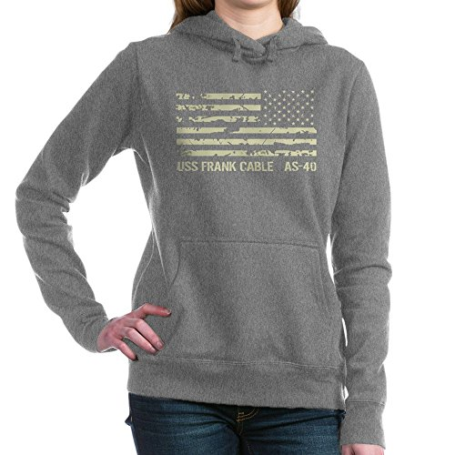 CafePress USS Frank Cable - Pullover Hoodie, Classic & Comfortable Hooded (Uss Frank Cable)