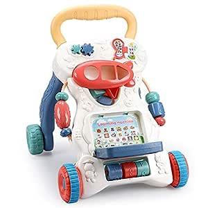 ChenYongPing Andador para Bebé Multicolor Juguetes Primeros Pasos ...