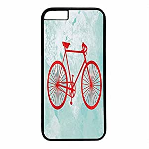 Hard Back Cover Case for iphone 6 Plus,Cool Fashion Black PC Shell Skin for iphone 6 Plus with Horse Butterfly