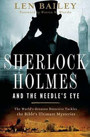 book cover of Sherlock Holmes and the Needle\'s Eye