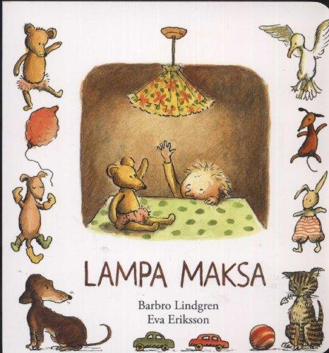Lampa Maksa Lindgren Barbro Eriksson Eva