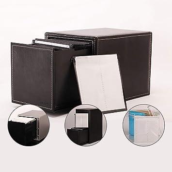 Estanterías para CD DVD Caja de almacenamiento de CD Estuche ...