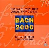 Psalm 51 / Arias: Bach 2000