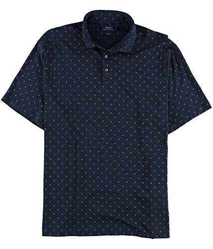 ft Touch Rugby Polo Shirt Blue L ()