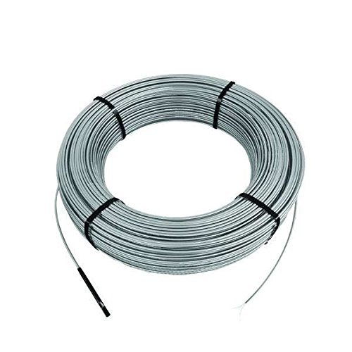Ditra Heat Cable- Dhehk12021 - Schluter (120 V) Covers 21.3 Sf by Schluter (Image #1)'