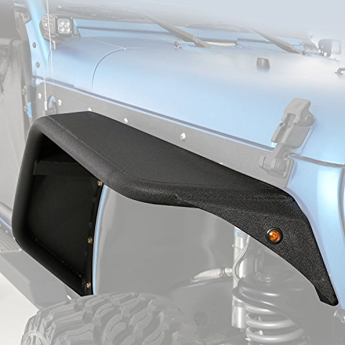 (Smittybilt 76838 XRC Front Flux Flare for JK)