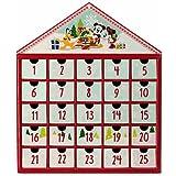 Disney(ディズニー) Mickey Mouse and Friends Holiday Countdown Calendar ミッキーマウスと友達 クリスマスカウントダウンカレンダー(キズがあります) [並行輸入品]