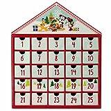 Disney(ディズニー) Mickey Mouse and Friends Holiday Countdown Calendar ミッキーマウスと友達 クリスマスカウントダウンカレンダー [並行輸入品]