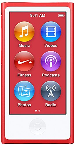 Apple iPod Nano 16GB Red Special Edition