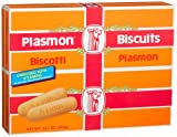 Plasmon Biscotti, 12.7-Ounce Boxes (Pack of 6)