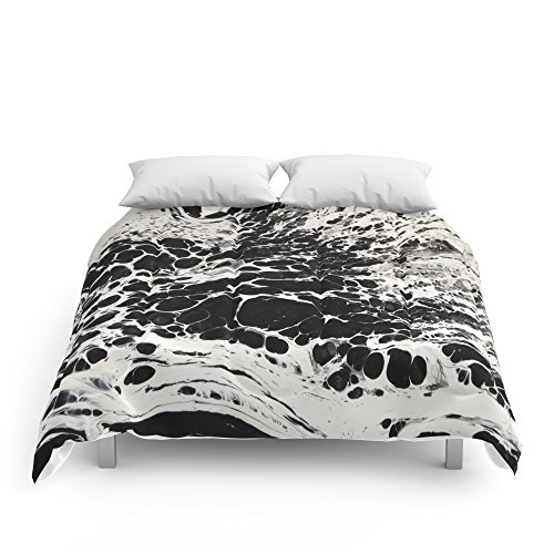 Society6 Ghost Comforters King: 104
