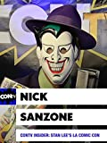 CONtv Insider: Stan Lee's LA Comic Con 2016 - Cosplayer Nick Sanzone