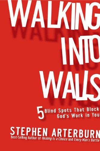 Walking into Walls: 5 Blind Spots That Block God's Work in You (Walking Wall)