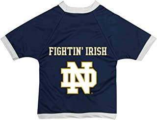 product image for All Star Dogs NCAA Notre Dame Fighting Irish Athletic Mesh Dog Jersey