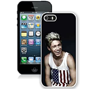 Niall Horan White Best Sale Fantastic iPhone 5S Cover Case