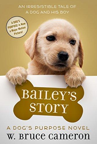 Baileys Story Dogs Purpose Novel ebook product image