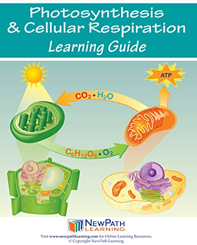 - NewPath Learning 14-6726 Photosynthesis and Cellular Respiration Learning Guide