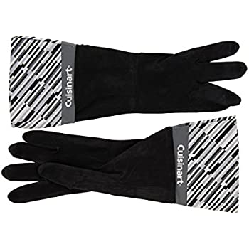 Amazon.com: Cuisinart Cleaning Rubber Gloves, Waterproof