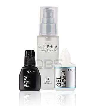 769881cba6f Blink Eyelash Extension Professional Kit Set Of Ultra Plus Glue/Remover/Primer  - RRP £36: Amazon.co.uk: Beauty