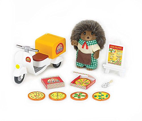 Calico Critters Delivery Playset Multicolor