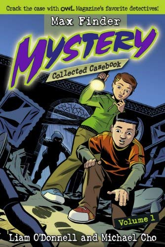 Download Max Finder Mystery Collected Casebook Volume 1 pdf epub