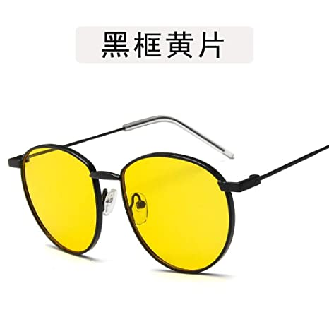 Yangjing-hl Cambio de Color Gafas de Color Gafas de Sol de ...