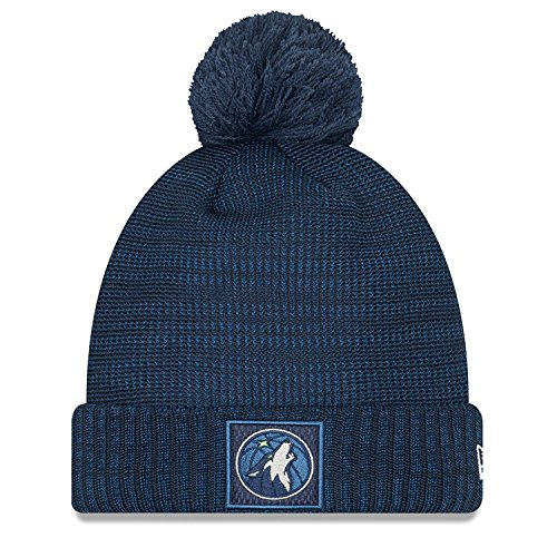72a6a42d97b Minnesota Timberwolves Pom Hat. New Era ...