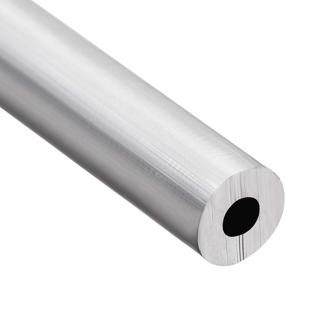4Pcs 6063 Seamless Straight Round Aluminum Tube Tube 1 feet in Length 0.0975 inches ID 0.234 inches Outside Diameter