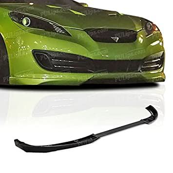 pulips hyge10stfad - Parachoques Delantero de estilo Sportsline Lip para Hyundai Genesis Coupe 2010 - 2012: Amazon.es: Coche y moto