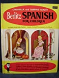 Berlitz Spanish for Children, Cinderella and Sleeping Beauty Review