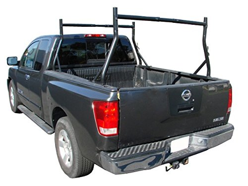 TMS 800 LB Adjustable Fit 2 Bars Utility Ladder Truck Pick up Rack Kayak Contractor Lumber Utility