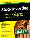 img - for Stock Investing For Dummies by Paul Mladjenovic (5-Feb-2013) Paperback book / textbook / text book