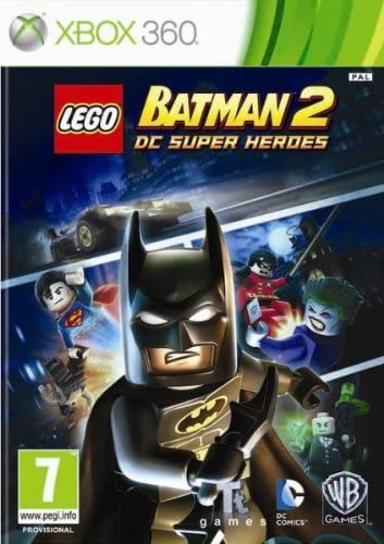 LEGO: Batman 2: DC Superheroes - Classic: Amazon.es: Videojuegos
