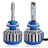 Image of Win Power 880 LED Headlight CREE Bulbs Conversion Kits + Canbus (1 Pair)-2 Year Warranty