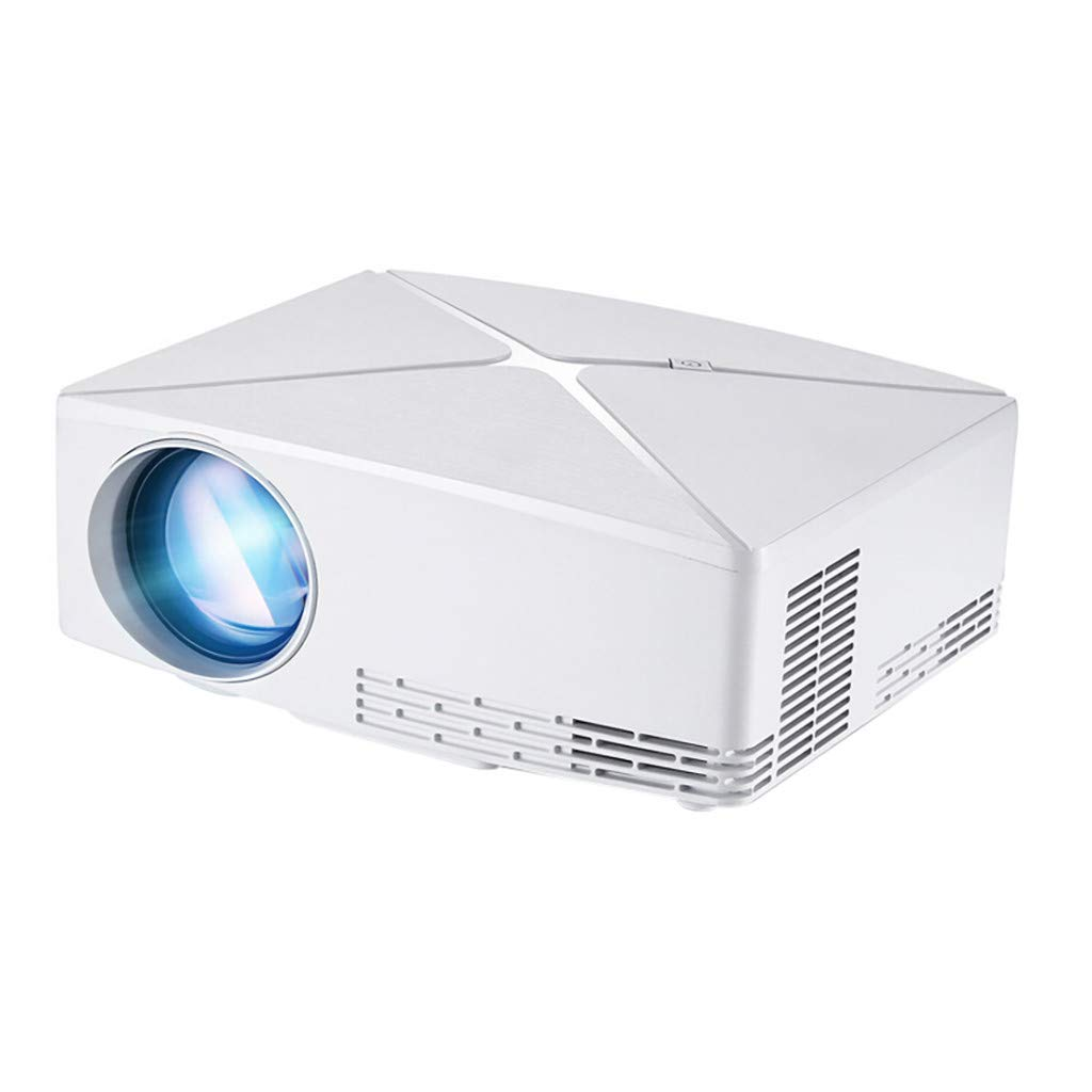 Tianya C80 1080P - Mini proyector Full HD (LED, Multimedia, Cine ...