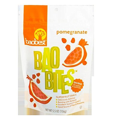 Baobest Baobites Super Fruit Snacks